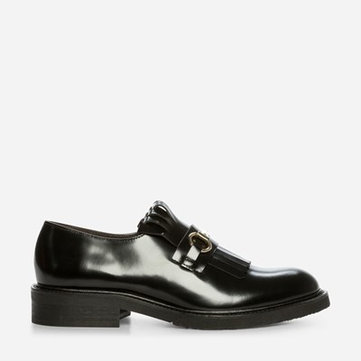 Billi Bi Lucia Loafer - Sort 319336 feetfirst.no