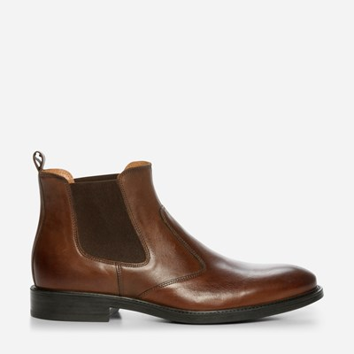Playboy Classic Chelsea Boot - Brun,Brun 321161 feetfirst.no