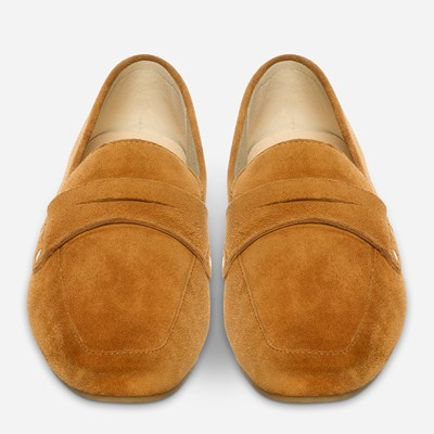Depeche Lucy Loafer - Sort,Brun 322147 feetfirst.no
