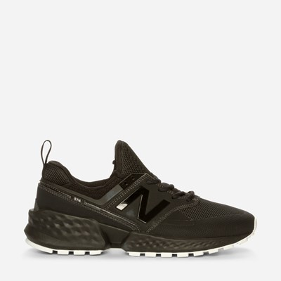 New Balance 574 - Sort,Sort 322424 feetfirst.no