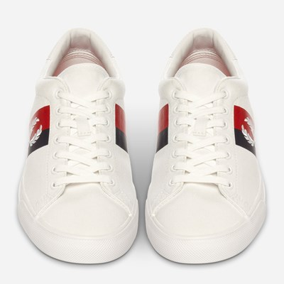 Fred Perry Underspin - Hvit,Hvit 322519 feetfirst.no