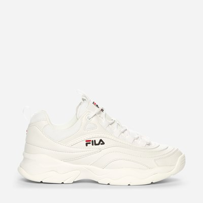 Fila Ray Low Wmn - Hvit,Hvit 322608 feetfirst.no