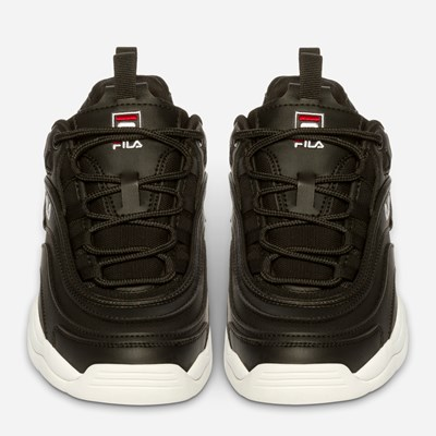 Fila Ray Low Wmn - Sort,Sort 322610 feetfirst.no