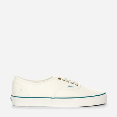 Vans Ua Authentic - Hvit,Hvit 322674 feetfirst.no