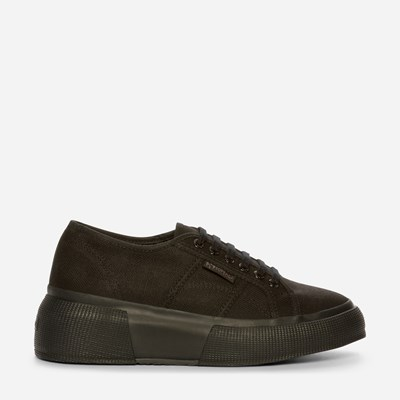 Superga 2287 Cotu - Sort,Sort 323410 feetfirst.no