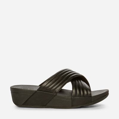 Fitflop Lulu Padded - Sort,Sort 323681 feetfirst.no