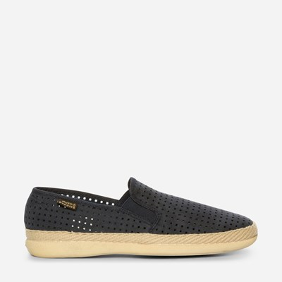 Hush Puppies Mel Slip On - Blå,Blå 324102 feetfirst.no