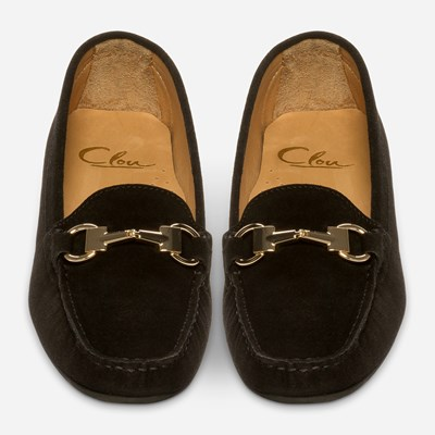 Clou Evonne Buckle - Sort 325526 feetfirst.no