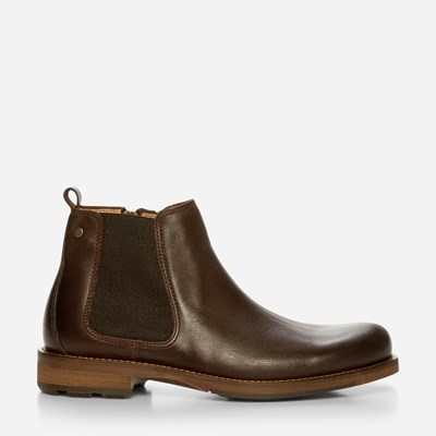 Sneaky Steve Solo Zip Boot - Brun,Brun 327965 feetfirst.no
