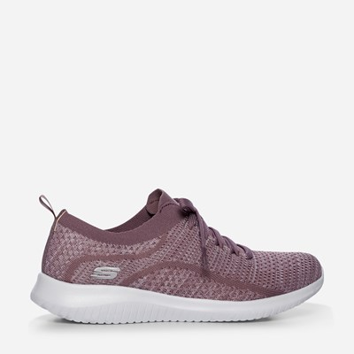 Skechers Ultra Flex Lace - Rosa 329778 feetfirst.no