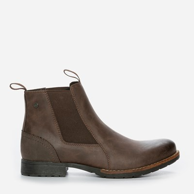 N&C Boots - Brun 301004 feetfirst.no