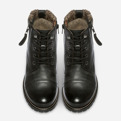 Alley Boots - Sort 302067 feetfirst.no