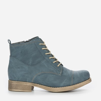 Alley Boots - Blå 304696 feetfirst.no