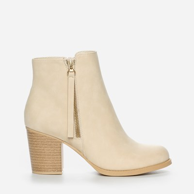 Alley Boots - Beige 304701 feetfirst.no