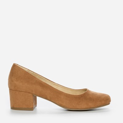 Vox Pumps - Brun 304856 feetfirst.no