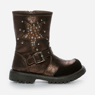 Zoey Boots - Metall 305049 feetfirst.no
