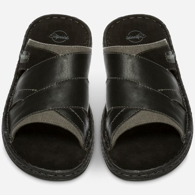 Stepside Sandal - Sort 305838 feetfirst.no
