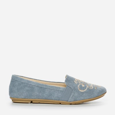 Alley Loafer - Blå 306332 feetfirst.no