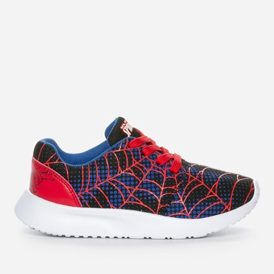 Spiderman Sneakers - Sort 307308 feetfirst.no