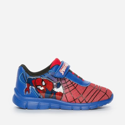Spiderman Sneakers - Rød 307309 feetfirst.no