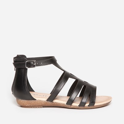 Duffy Sandal - Sort 307371 feetfirst.no