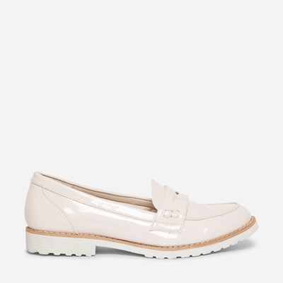 Duffy Loafer - Beige 307716 feetfirst.no