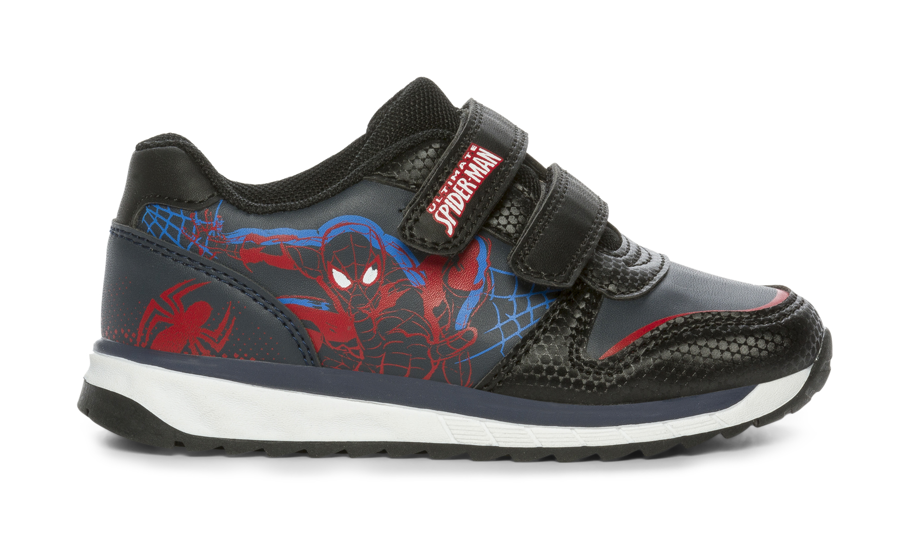 f577ebec Spiderman Sneakers - Sort 308529 feetfirst.no