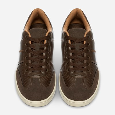 N&C Sneakers - Brun 309130 feetfirst.no