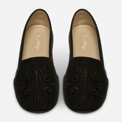 Alley Loafer - Sort 309294 feetfirst.no
