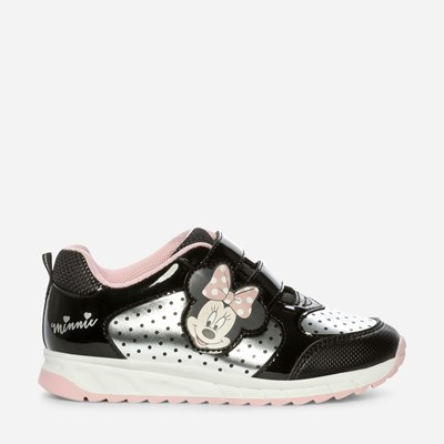 Minnie Mouse Sneakers - Sort 309307 feetfirst.no