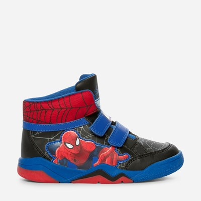 Spiderman Sneakers - Blå 309599 feetfirst.no