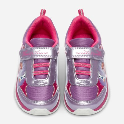 Frozen Sneakers - Rosa 310917 feetfirst.no