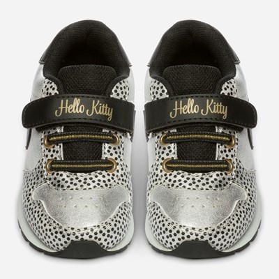 Hello Kitty Sneakers - Metall 310928 feetfirst.no