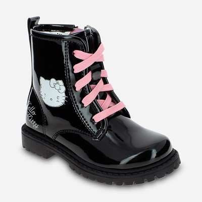 Hello Kitty Skolett - Sort 310929 feetfirst.no