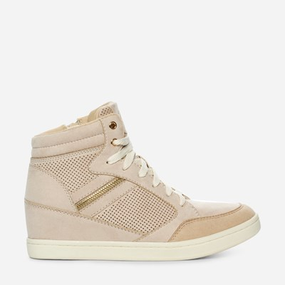 Zoey Sneakers - Beige 311352 feetfirst.no