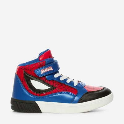 Spiderman Sneakers - Blå 311570 feetfirst.no