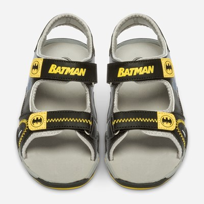 Batman Sandal - Sort 311591 feetfirst.no