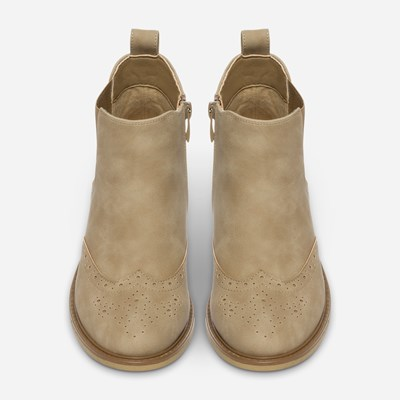Alley Boots - Brun 312385 feetfirst.no