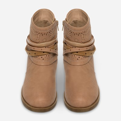 Gyllene Gripen Boots - Rosa 312393 feetfirst.no