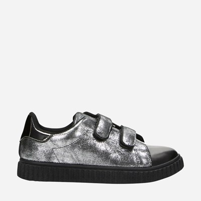 Claudia Ghizzani Sneakers - Metall 312398 feetfirst.no