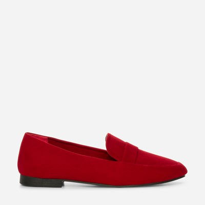 Alley Loafer - Rød 312431 feetfirst.no