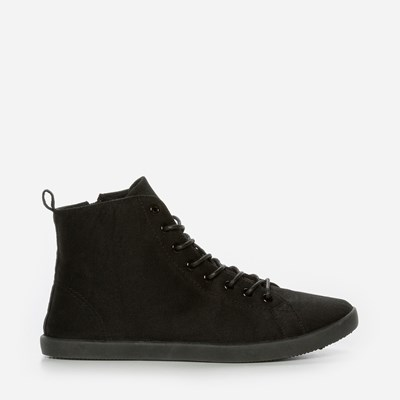 Alley Tøysko/Sneakers - Sort 313263 feetfirst.no