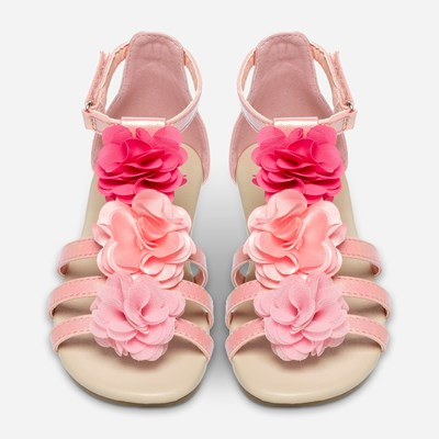 Zoey Sandal - Rosa 313302 feetfirst.no