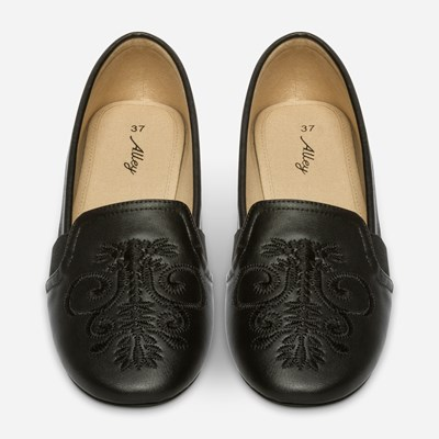 Alley Loafer - Sort 313504 feetfirst.no