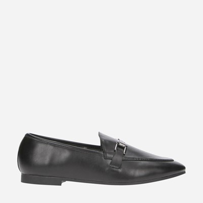 Claudia Ghizzani Loafer - Sort 314020 feetfirst.no