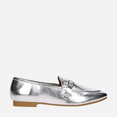 Claudia Ghizzani Loafer - Metall 314021 feetfirst.no