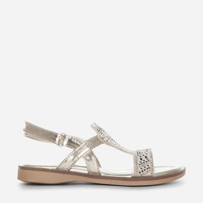Gulliver Sandal - Metall 314502 feetfirst.no