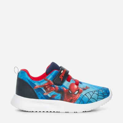 Spiderman Sneakers - Blå 315218 feetfirst.no