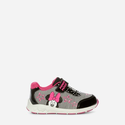 Minnie Mouse Sneakers - Sort 315232 feetfirst.no