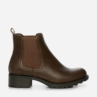 Alley Boots - Brun 317037 feetfirst.no